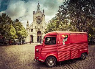 Brussel, Sint-Katelijnekerk | by Luc Mercelis