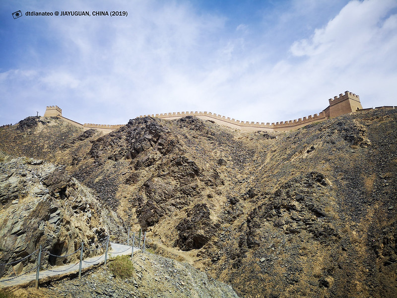 2019 China Jiayuguan West Wall