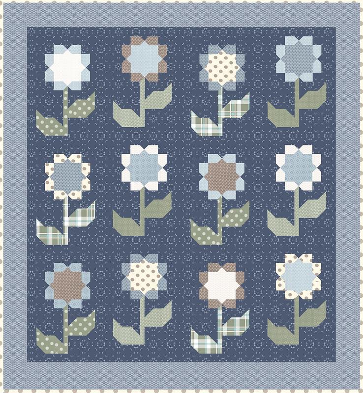 Cottage Blossoms HR2