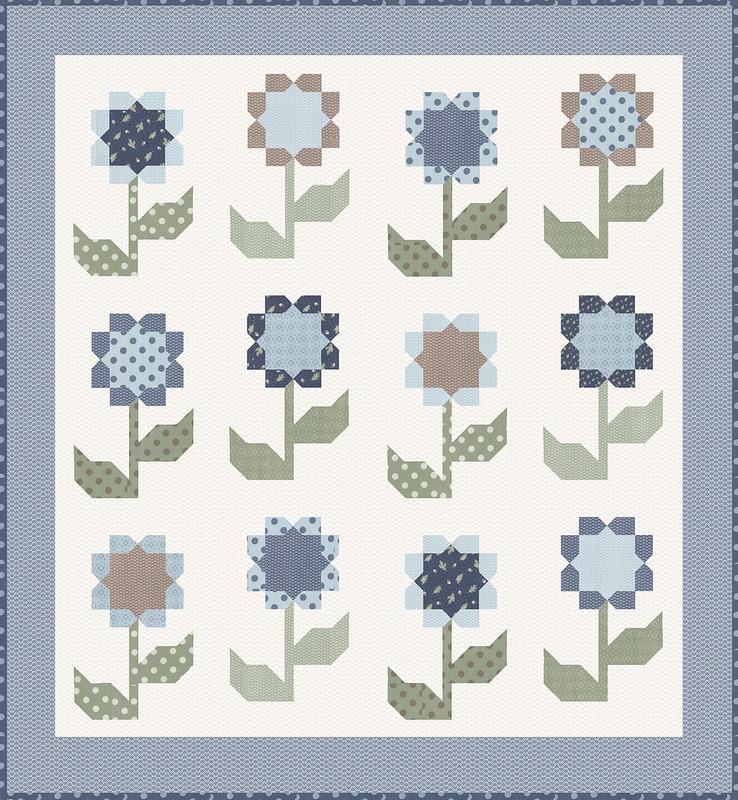 Cottage Blossoms HR