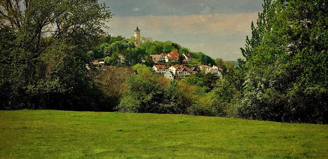 Germany, Rund um Leonberg , Panorama,76669/11539