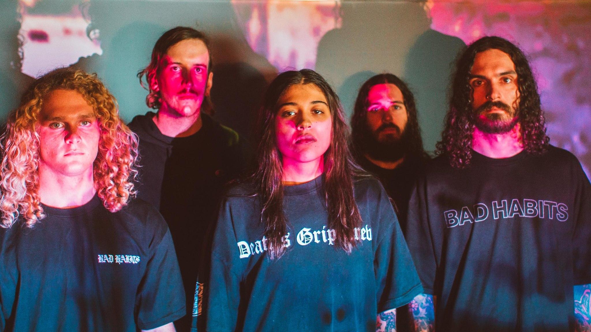 澳洲金屬樂團 Cursed Earth   釋出單曲 Tyranny Forever 揭露當地無法抹除的傷痛