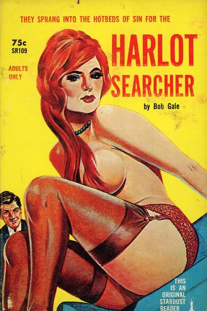 Stardust Readers 109 - Bob Gale - Harlot Searcher