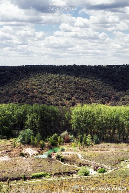 El Edén manchego. / The Eden of La Mancha.