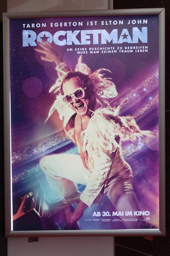 "Plakat des Films ""Rocketman"""