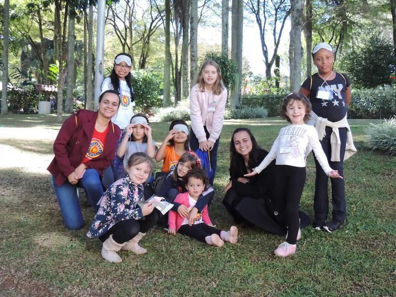 Encontro das Apóstolas Luzentes de Maria - Regional Paraná e Sudeste - 25 e 26 de maio de 2019