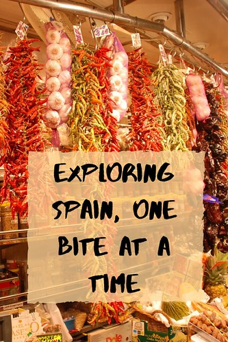 Exploring Spain, one bite at a time