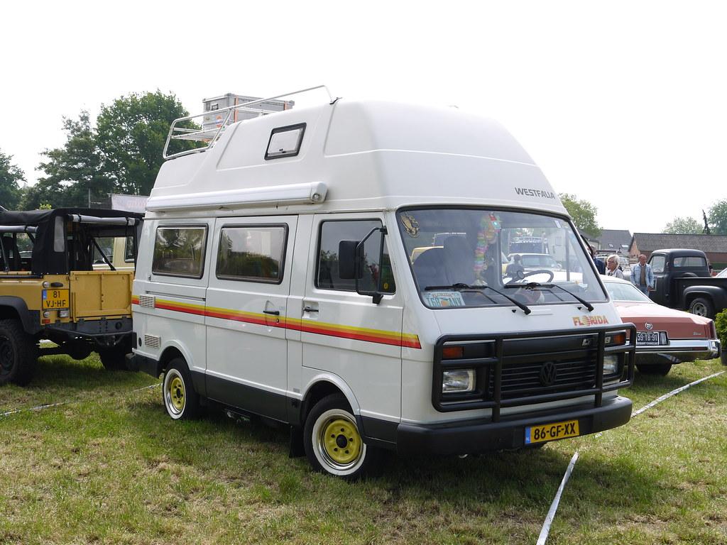 VW LT 28 TD Sven Hedin 1995 | Datum eerste toelating: 20