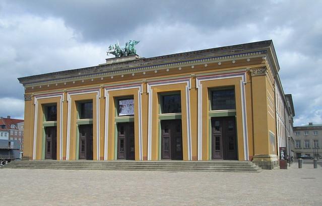 Thortvaldsen's Museum, Copenhagen