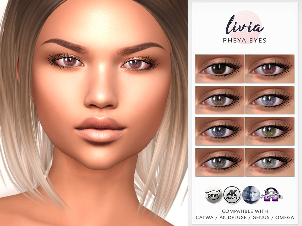 LIVIA // Pheya Eyes @ TMR June