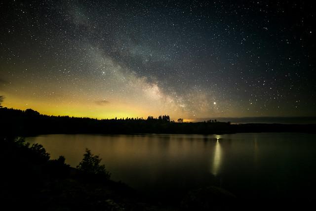 Betws-Y-Coed Milky Way