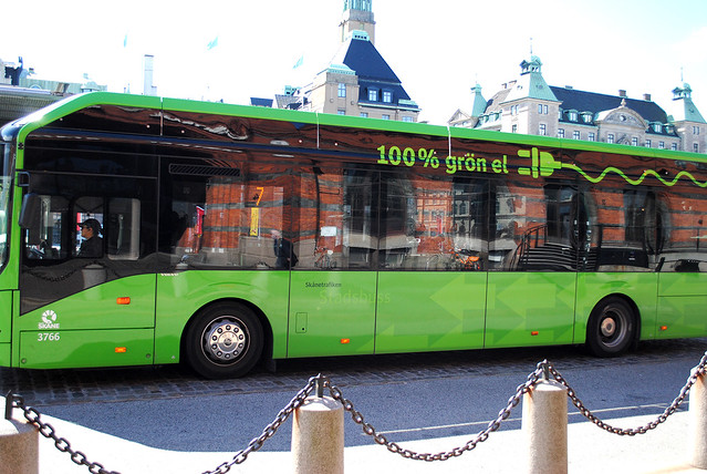 Malmö city bus