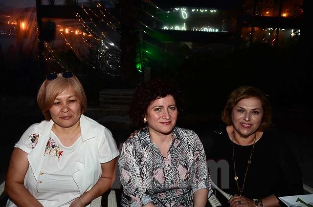 Aynura Gülbağo, Fatma Aypak, Emel Kaymak