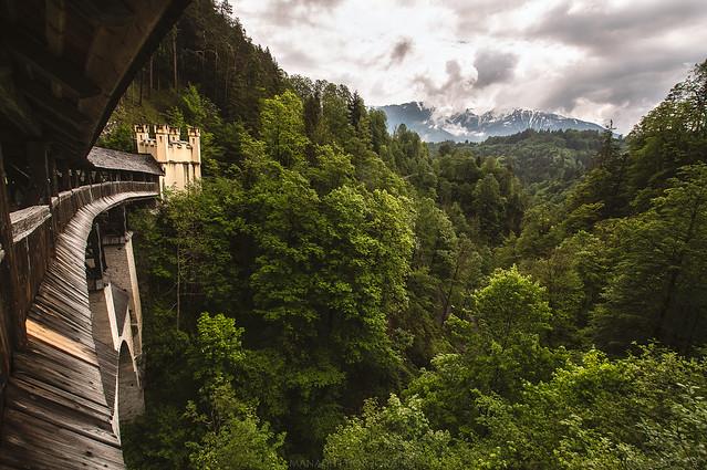 Wolfsklamm, Austria