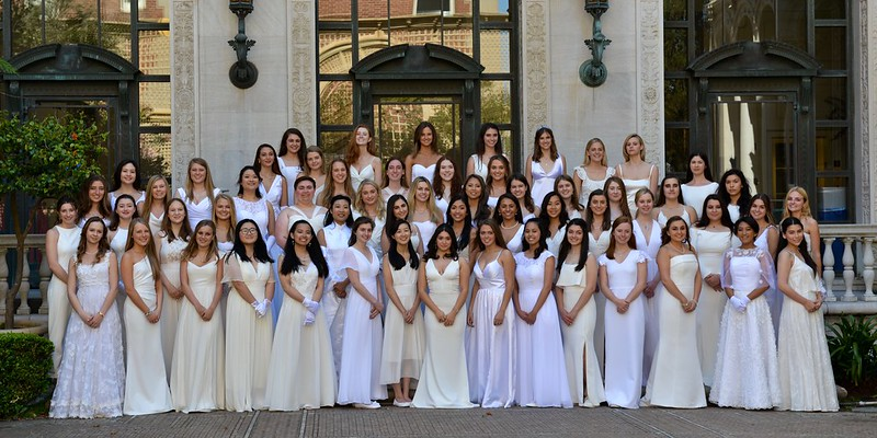 Convent Class of 2019 Senior Tea