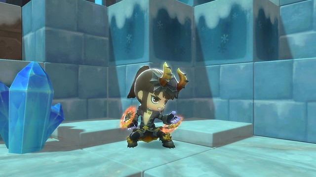 [MapleStory 2] Striker (1)