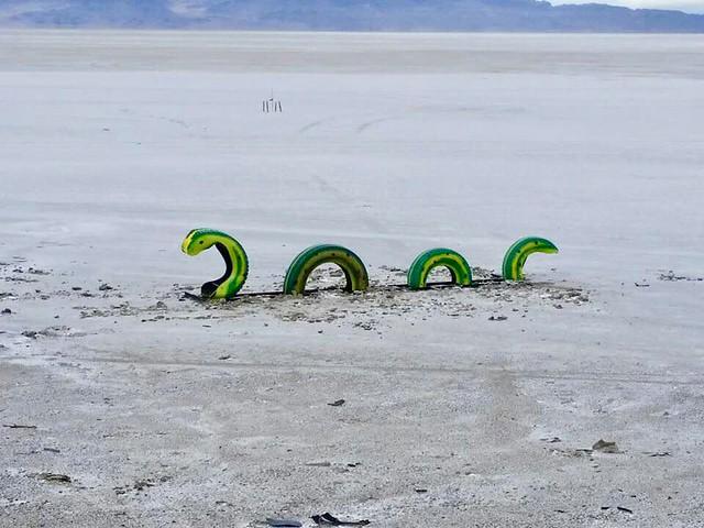 Utah's Loch Ness Monster