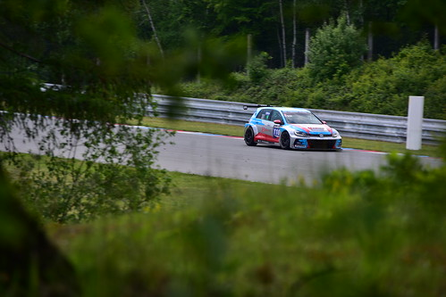 Stefan Nilsson - Peter Fahlström - Marcus Fluch - Emil Sällberg, Volkswagen Golf GTi TCR, 12H Brno 2019
