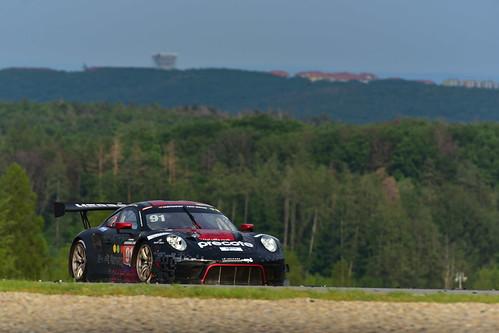 Daniel Allemann - Ralf Bohn - Robert Renauer, Porsche 911 GT3 R, 12H Brno 2019