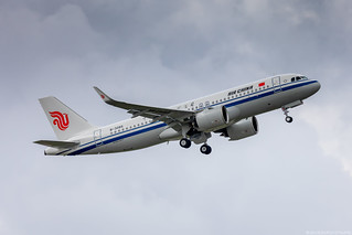 [TLS] Air China Airbus A320-271N | B-308S