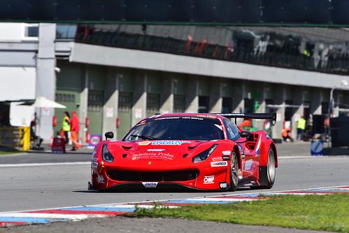 Jiří Písařík - Josef Kral - Matteo Malucelli, Ferrari 488 GT3, 12H Brno 2019