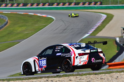Stephane Perrin - Vincent Radermecker - James Kaye, Audi RS3 LMS, 12H Brno 2019