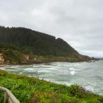 Cape Perpetua - North Reserve Boundary