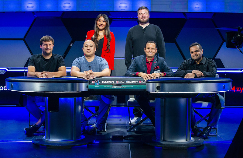 Season XVII WPT Seminole Hard Rock Poker Showdown Final Table
