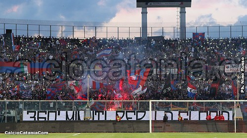 Catania-Trapani 2-2: migliorato il record d'affluenza in Serie C$