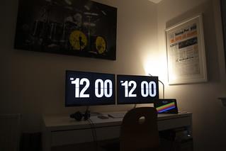 Desk Set-Up