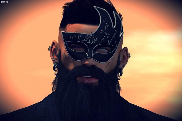 ♚#12Masquerade