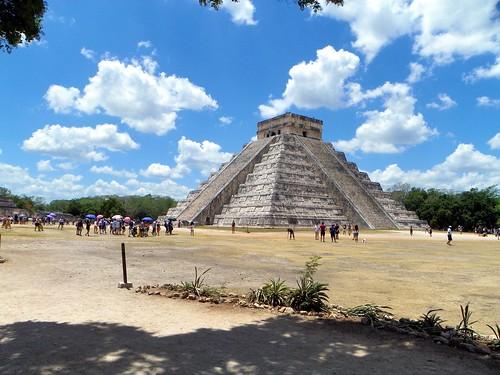 Chichen Itza Archaeological Site, Mexico