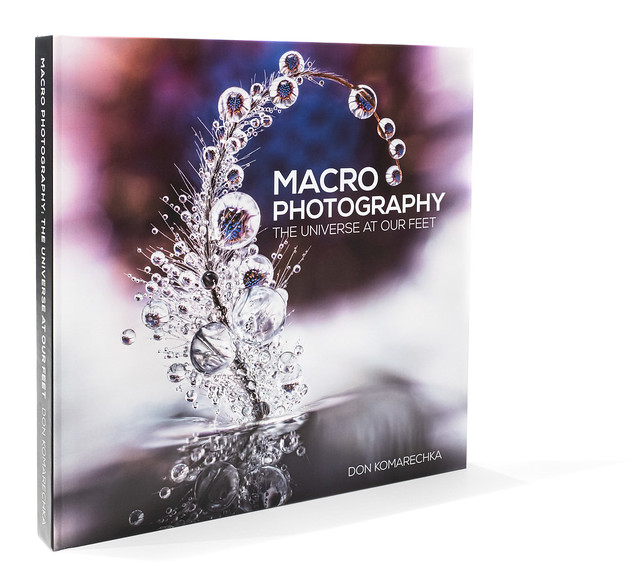 Launching Macro Photography: The Universe at Our Feet – I need your help via Kickstarter!