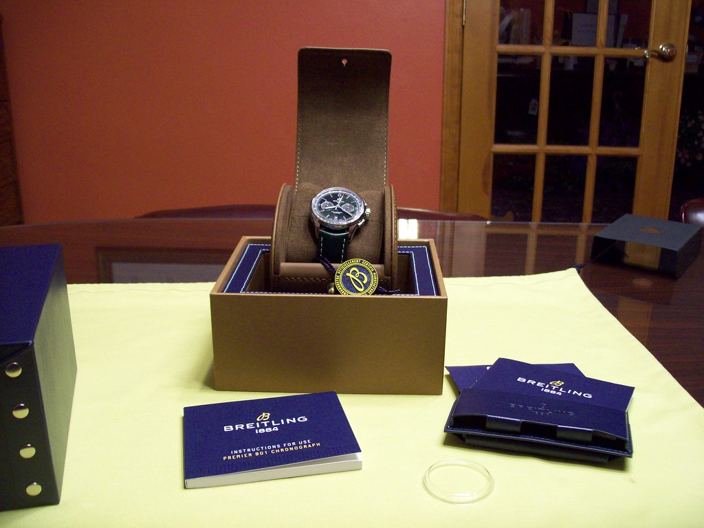 Breitling Bentley Premier Chronograph, Breitling Bentley