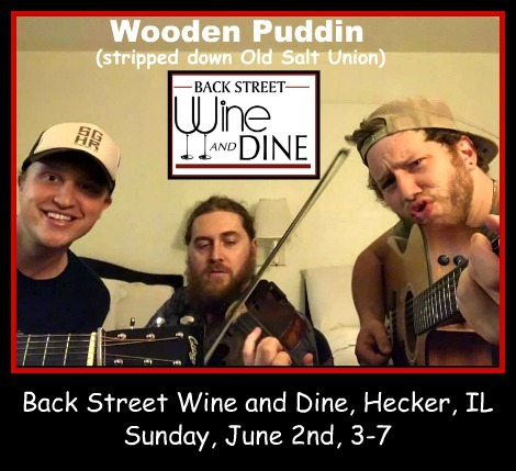 Wooden Puddin 6-2-19