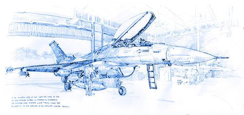 F-16 Alert Squadron