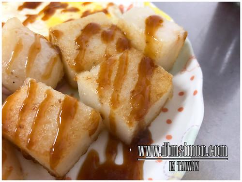 萬代福古早味菜頭粿