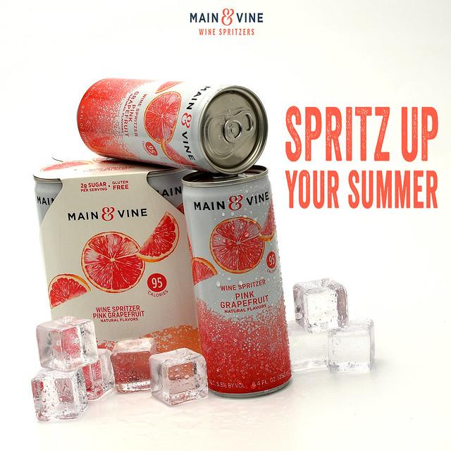 MAIN & VINE-PINK GRAPEFRUIT