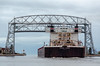 Duluth Trip - May 2019 - MV Indiana Harbor departing Duluth