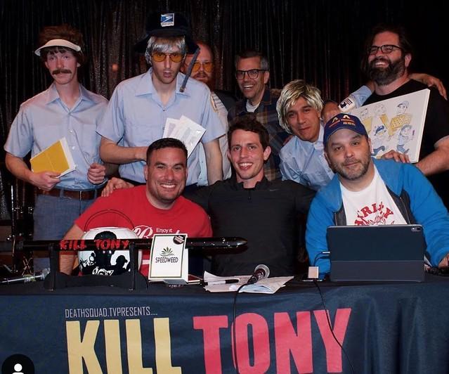 KILL TONY #356