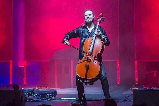 Apocalyptica @ Lincoln Theatre, Washington DC, 05/28/2019