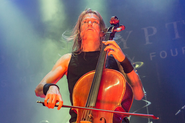 Apocalyptica @ Lincoln Theatre, Washington DC, 05/28/2019