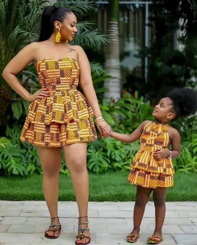 Latest Shweshwe Traditional Dresses 2019