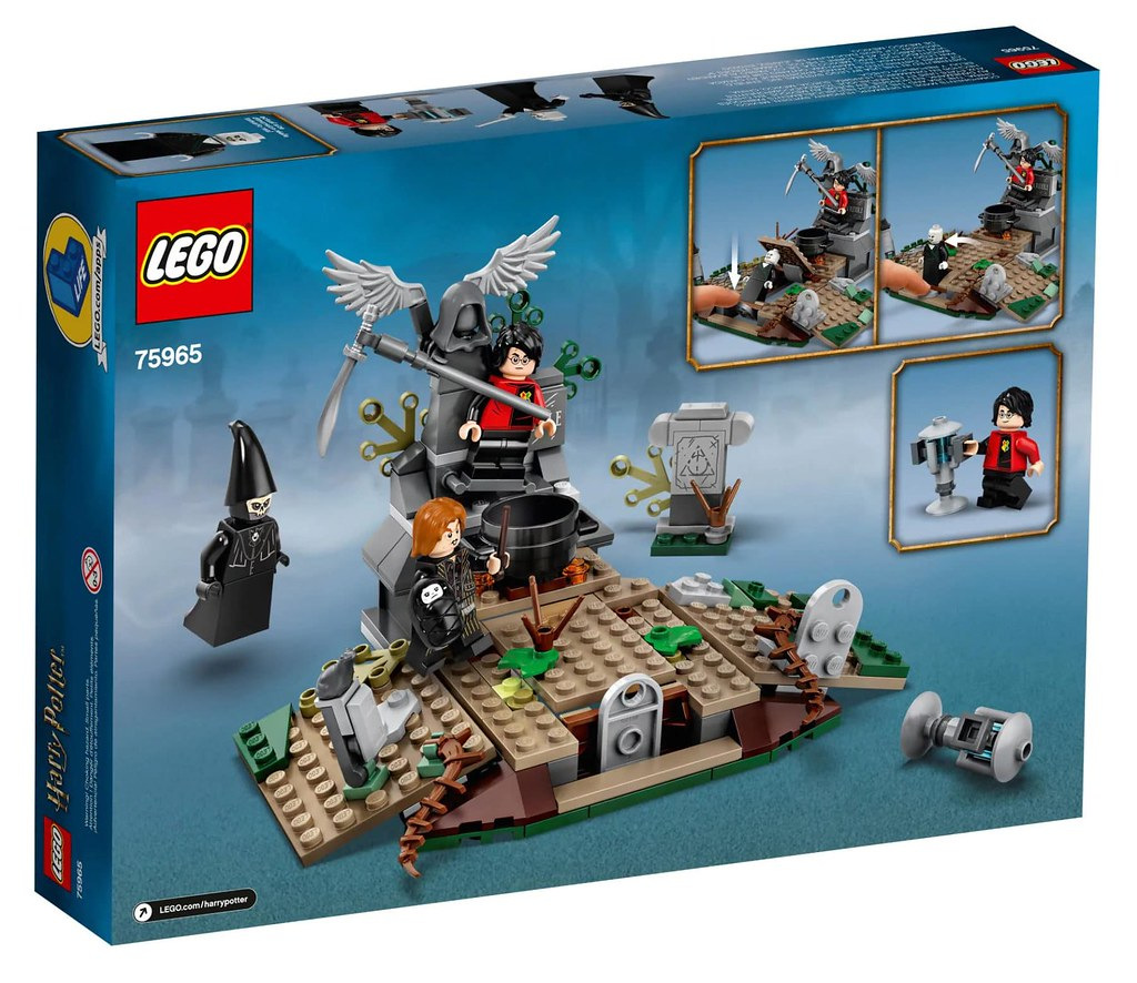 LEGO Harry Potter 75965 preview...