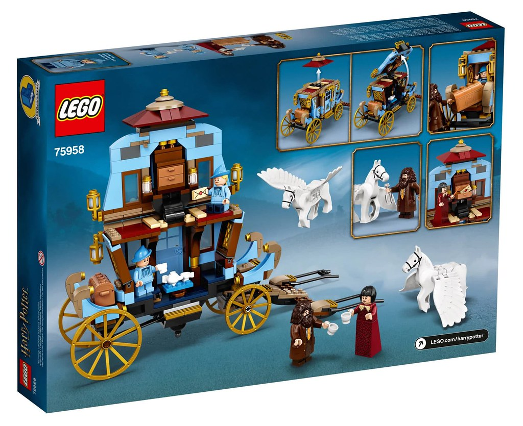 Lego Harry Potter 75958 preview...