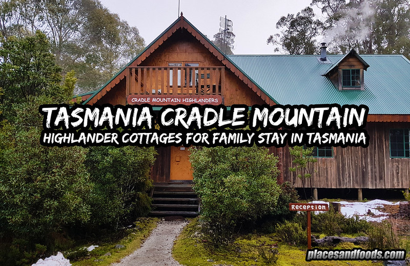 tasmania cradle mountain cottage