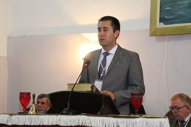 Bendecido Culto de adoración a Dios por los 12 años de Comunicaciones IMPCH