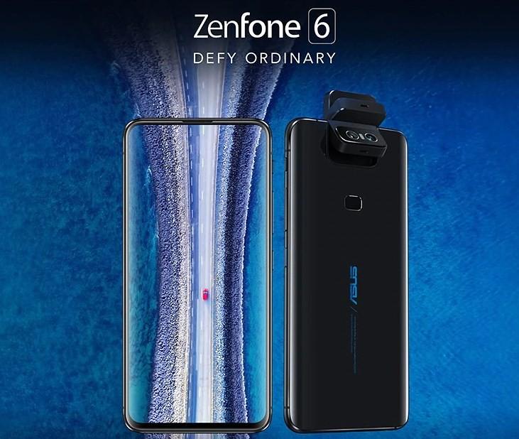 Zenfone 6 特徴 (1)