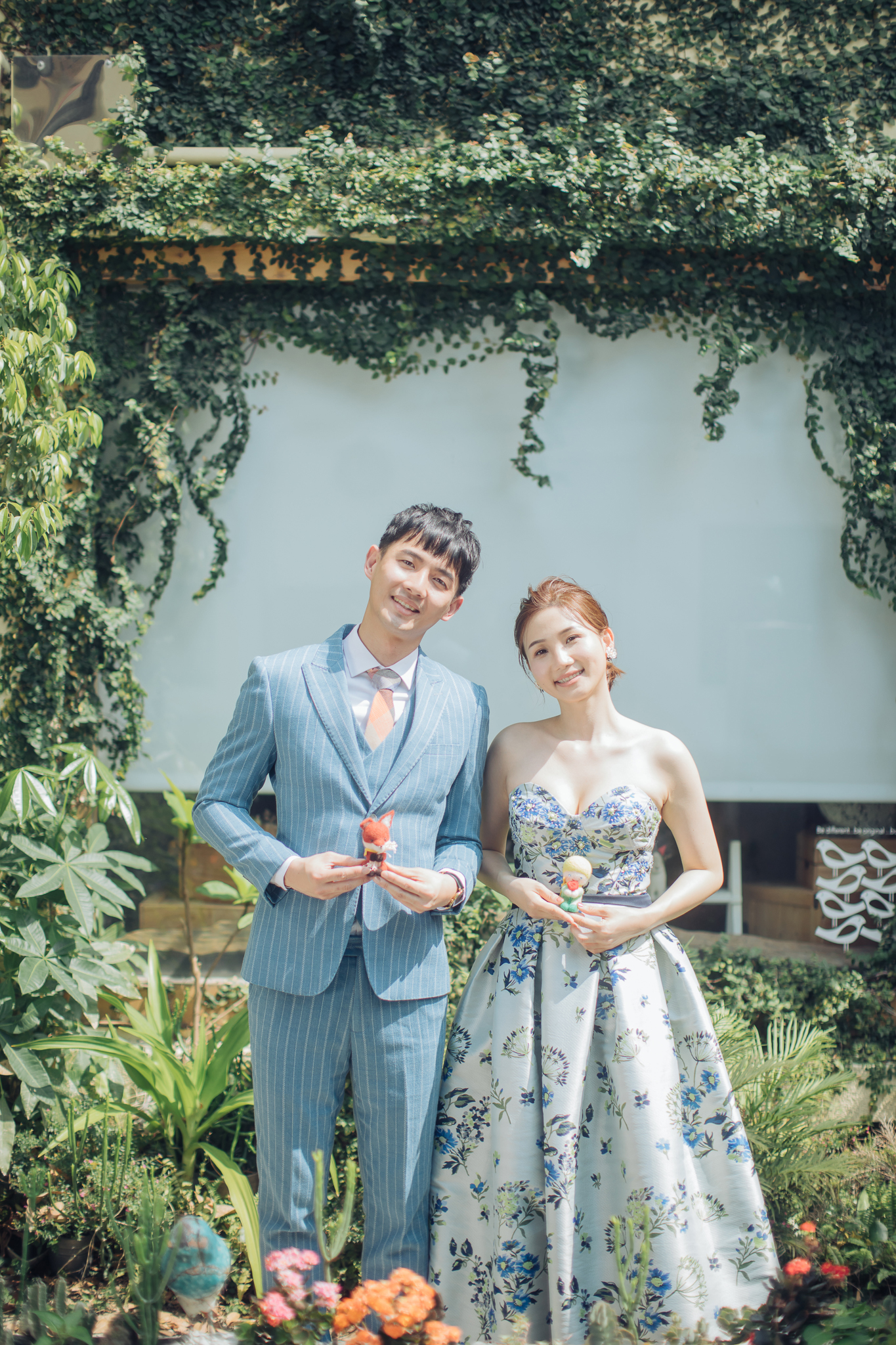 台南自助婚紗 日系感拍出屬於你們的小日常 Hermosa Wedding