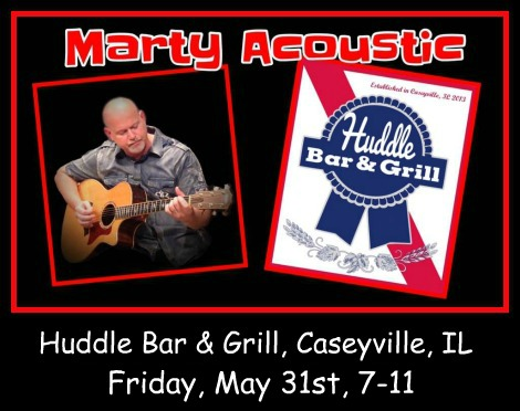 Marty Acoustic 5-31-19